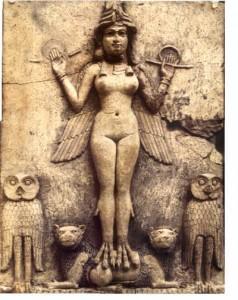La dea che ha inventato l' amore libero – INANNA ISTHAR